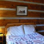 cabin #1 - bedroom 1-3