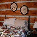 cabin #1 bedroom 2-4