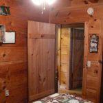 cabin #1 - bedroom 2-7