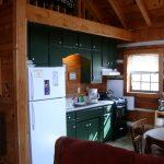 cabin #1 - kitchen 1