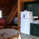 cabin #1 - kitchen 10