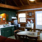 cabin #1 - kitchen 5