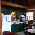 cabin #1 - kitchen 6