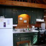 cabin #1 - kitchen 7