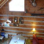 cabin #1 - loft view 1