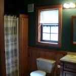 cabin #2 - bath 1