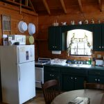 cabin #2 - kitchen 2