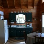 cabin #2 - kitchen 3