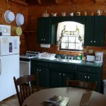 cabin #2 - kitchen 7