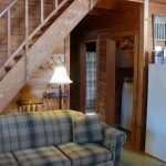 cabin #2 - living room 7