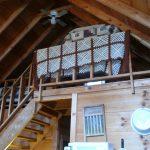 cabin #2 - loft 1