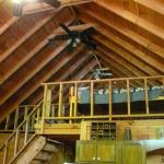 cabin 4 loft 2